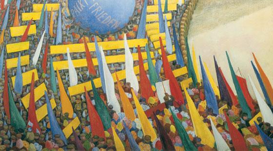 Diego-Rivera-Desfile-del-1-de-mayo-en-Moscú-Detalle