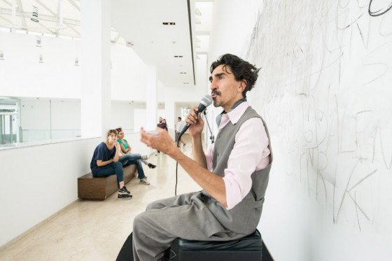 Experiencia infinita judi werthein malba for Cine museum bolzano