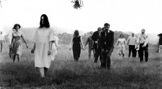 La noche de los muertos vivientes , de George A. Romero