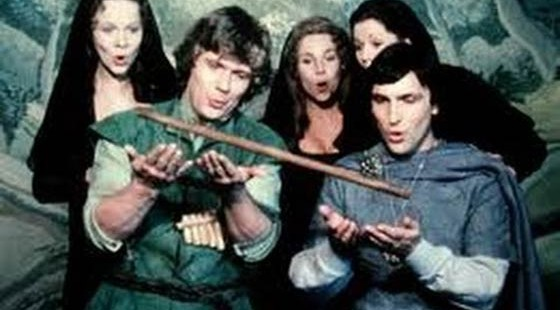 La flauta mágica, de Ingmar Bergman