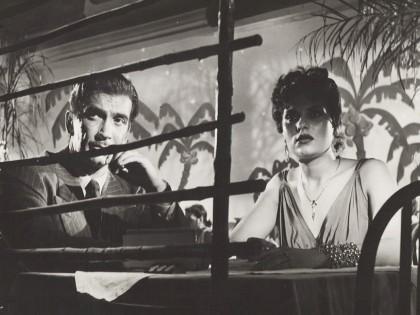 Los tallos amargos (1956), de Fernando Ayala