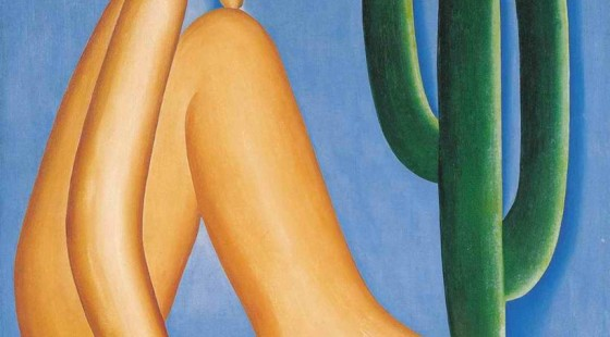 Tarsila do Amaral. Abaporu