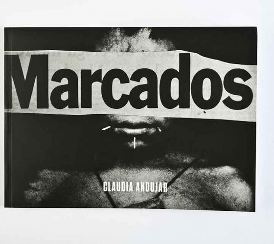 Claudia Andujar Marcados catálogo