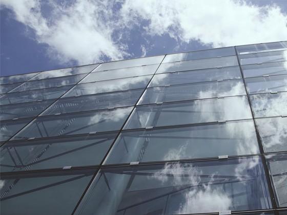 vidrio fachada