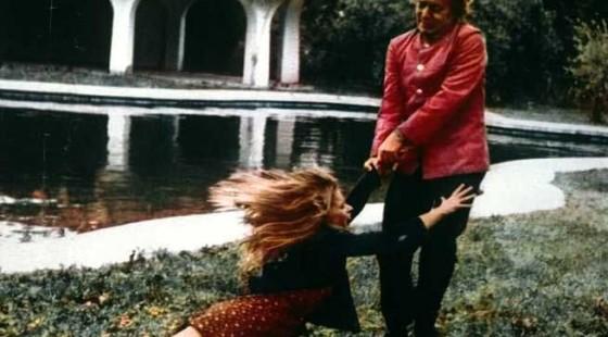 La entrega (L'occhio dietro la parete, Italia-1977) de Giuliano Petrelli