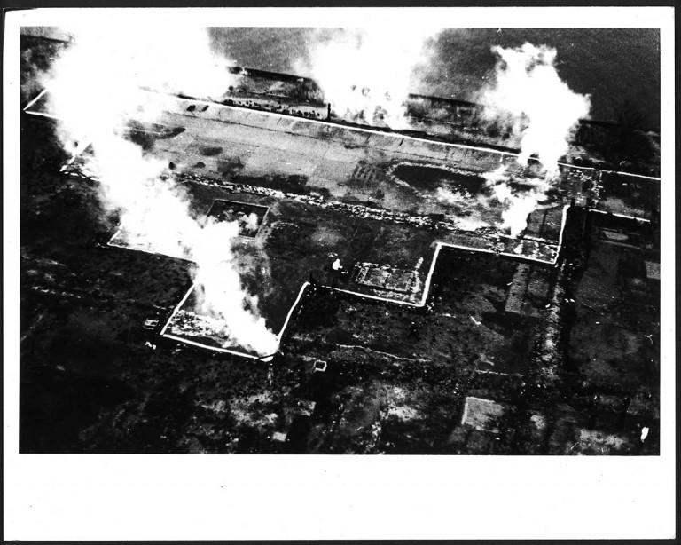 General Idea 1968_Burning-Ziggurat_4