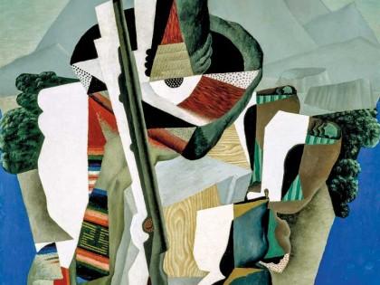 Diego-Rivera_-Paisaje-Zapatista_1915