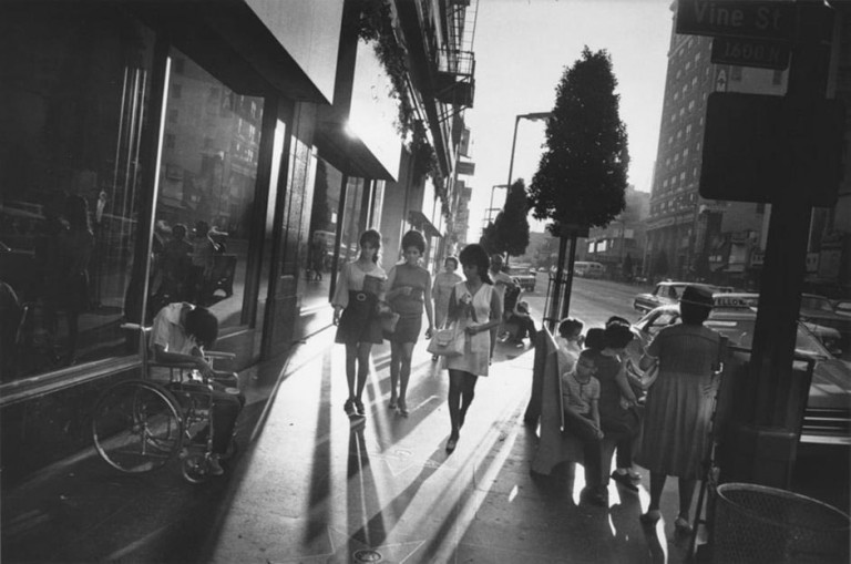 Garry Winogrand. Los Angeles, California, 1969.